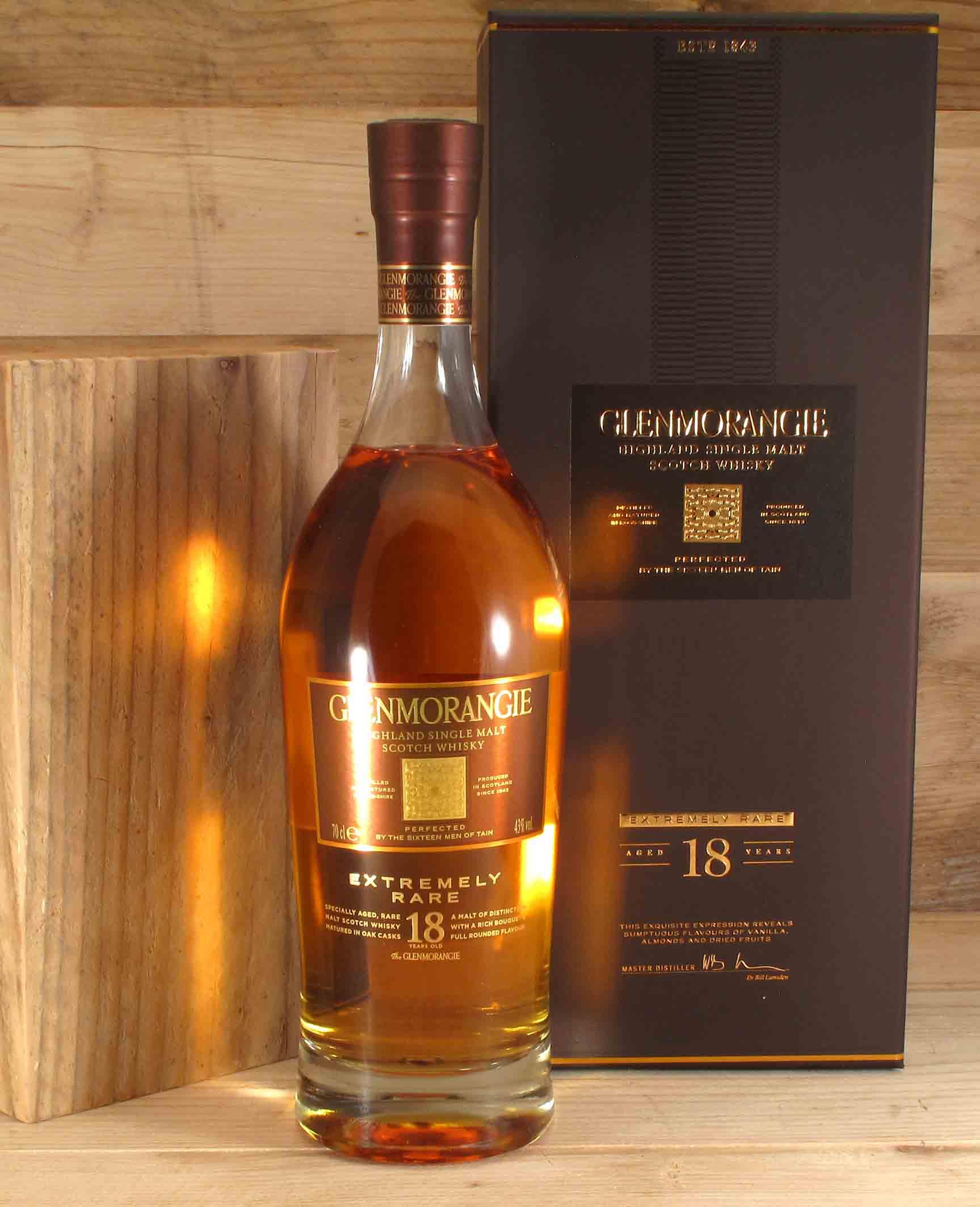 Glenmorangie Extremely Rare 18 Years Scotch Whisky | viel fein [feel ...